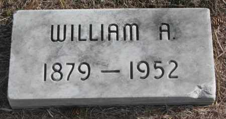 CARSON, WILLIAM ALEXANDER - Stanton County, Nebraska | WILLIAM ALEXANDER CARSON - Nebraska Gravestone Photos