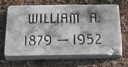 CARSON, WILLIAM ALEXANDER - Stanton County, Nebraska | WILLIAM ALEXANDER CARSON - Nebraska Gravestone Photos