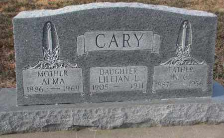 CARY, ALMA - Stanton County, Nebraska | ALMA CARY - Nebraska Gravestone Photos