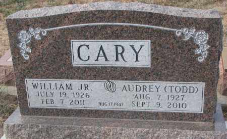 CARY, AUDREY - Stanton County, Nebraska | AUDREY CARY - Nebraska Gravestone Photos