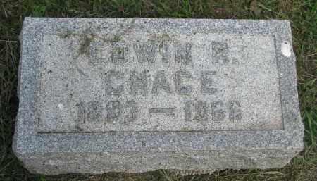 CHACE, EDWIN R. - Stanton County, Nebraska | EDWIN R. CHACE - Nebraska Gravestone Photos
