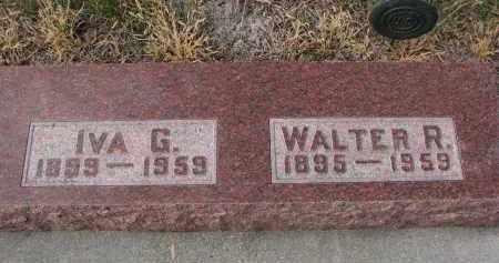CHACE, WALTER R. - Stanton County, Nebraska | WALTER R. CHACE - Nebraska Gravestone Photos