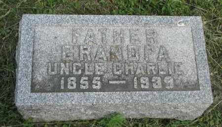 CHACE, CHARLES H. (FOOTSTONE) - Stanton County, Nebraska   CHARLES H. (FOOTSTONE) CHACE - Nebraska Gravestone Photos