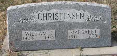 CHRISTENSEN, MARGARET - Stanton County, Nebraska | MARGARET CHRISTENSEN - Nebraska Gravestone Photos
