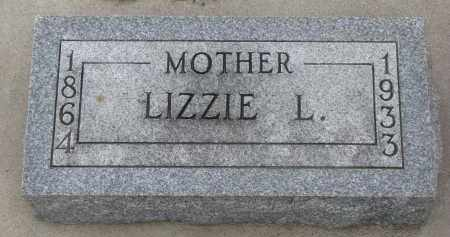 COOPER, LIZZIE L. - Stanton County, Nebraska | LIZZIE L. COOPER - Nebraska Gravestone Photos
