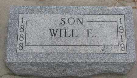 COOPER, WILL E. - Stanton County, Nebraska   WILL E. COOPER - Nebraska Gravestone Photos
