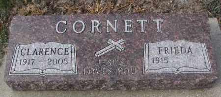 CORNETT, FRIEDA - Stanton County, Nebraska | FRIEDA CORNETT - Nebraska Gravestone Photos