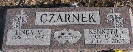 CZARNEK, KENNETH L. - Stanton County, Nebraska | KENNETH L. CZARNEK - Nebraska Gravestone Photos