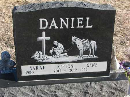 DANIEL, SARAH - Stanton County, Nebraska | SARAH DANIEL - Nebraska Gravestone Photos