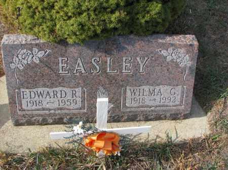 EASLEY, EDWARD R. - Stanton County, Nebraska | EDWARD R. EASLEY - Nebraska Gravestone Photos