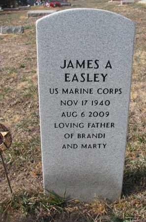 EASLEY, JAMES A. - Stanton County, Nebraska | JAMES A. EASLEY - Nebraska Gravestone Photos