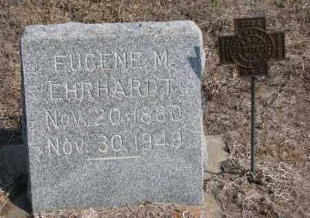 EHRHARDT, EUGENE M. - Stanton County, Nebraska | EUGENE M. EHRHARDT - Nebraska Gravestone Photos