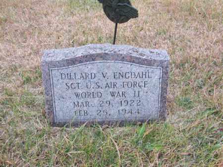 ENGDAHL, DILLARD - Stanton County, Nebraska | DILLARD ENGDAHL - Nebraska Gravestone Photos