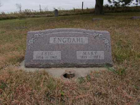 ENGDAHL, ERIC - Stanton County, Nebraska | ERIC ENGDAHL - Nebraska Gravestone Photos