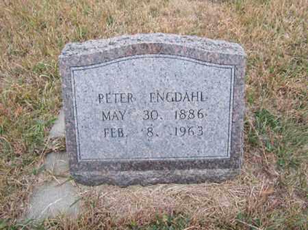 ENGDAHL, PETER - Stanton County, Nebraska | PETER ENGDAHL - Nebraska Gravestone Photos