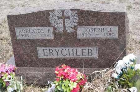 ERYCHLEB, JOSEPH J. - Stanton County, Nebraska   JOSEPH J. ERYCHLEB - Nebraska Gravestone Photos