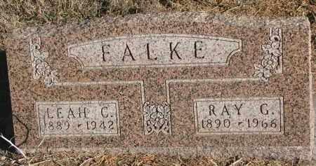 FALKE, RAY G. - Stanton County, Nebraska | RAY G. FALKE - Nebraska Gravestone Photos