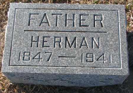 FECHNER, HERMAN - Stanton County, Nebraska   HERMAN FECHNER - Nebraska Gravestone Photos