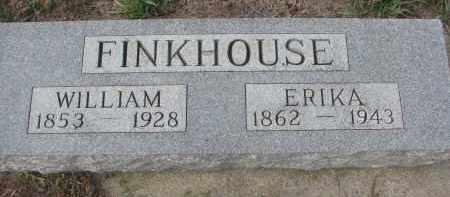 FINKHOUSE, ERIKA - Stanton County, Nebraska | ERIKA FINKHOUSE - Nebraska Gravestone Photos