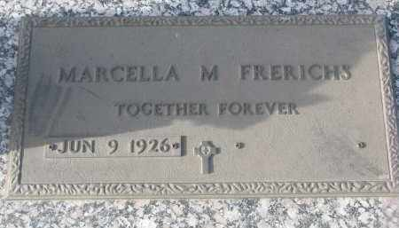 FRERICHS, MARCELLA M. - Stanton County, Nebraska | MARCELLA M. FRERICHS - Nebraska Gravestone Photos
