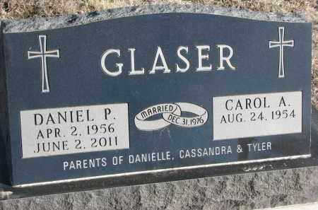 GLASER, CAROL A. - Stanton County, Nebraska | CAROL A. GLASER - Nebraska Gravestone Photos