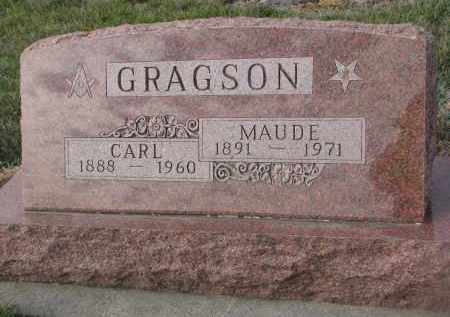 GRAGSON, MAUDE - Stanton County, Nebraska | MAUDE GRAGSON - Nebraska Gravestone Photos