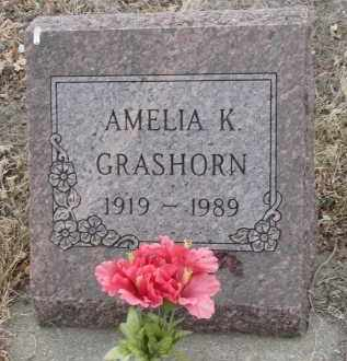 GRASHORN, AMELIA K. - Stanton County, Nebraska | AMELIA K. GRASHORN - Nebraska Gravestone Photos