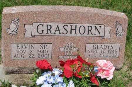 GRASHORN, GLADYS - Stanton County, Nebraska   GLADYS GRASHORN - Nebraska Gravestone Photos