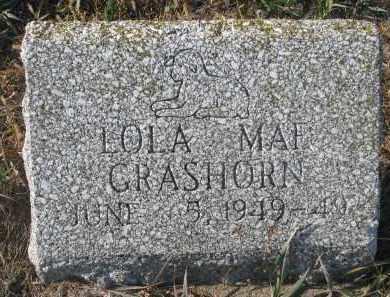 GRASHORN, LOLA MAE - Stanton County, Nebraska   LOLA MAE GRASHORN - Nebraska Gravestone Photos
