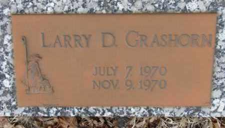 GRASHORN, LARRY D. - Stanton County, Nebraska   LARRY D. GRASHORN - Nebraska Gravestone Photos