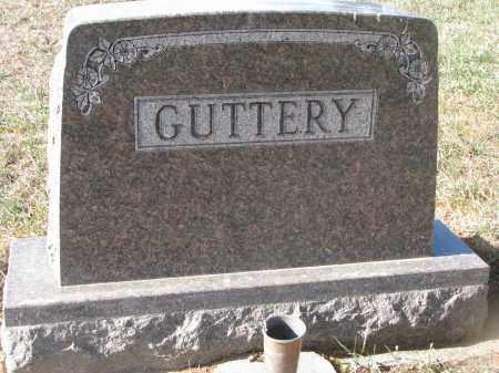 GUTTERY, PLOT STONE - Stanton County, Nebraska   PLOT STONE GUTTERY - Nebraska Gravestone Photos
