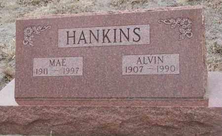 HANKINS, MAE - Stanton County, Nebraska | MAE HANKINS - Nebraska Gravestone Photos