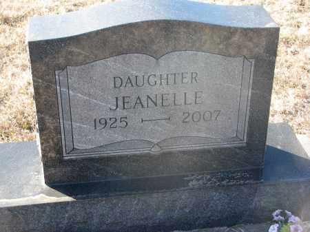 HEERMANN, JEANELLE - Stanton County, Nebraska | JEANELLE HEERMANN - Nebraska Gravestone Photos