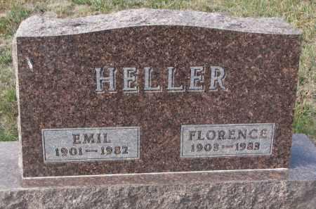 HELLER, EMIL - Stanton County, Nebraska | EMIL HELLER - Nebraska Gravestone Photos