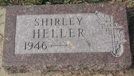 HELLER, SHIRLEY - Stanton County, Nebraska   SHIRLEY HELLER - Nebraska Gravestone Photos