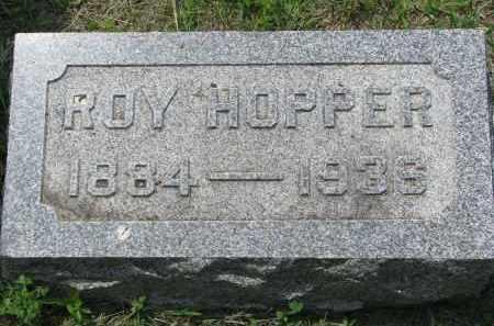 HOPPER, ROY - Stanton County, Nebraska | ROY HOPPER - Nebraska Gravestone Photos