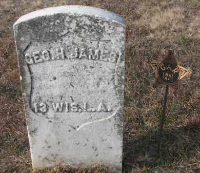 JAMES, GEORGE H. - Stanton County, Nebraska | GEORGE H. JAMES - Nebraska Gravestone Photos