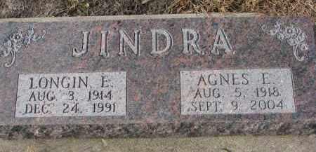 JINDRA, AGNES E. - Stanton County, Nebraska   AGNES E. JINDRA - Nebraska Gravestone Photos