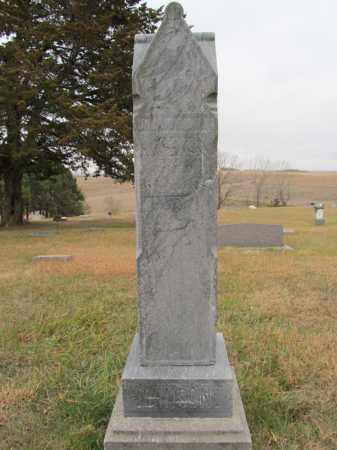 JOHNSON, B.A. - Stanton County, Nebraska | B.A. JOHNSON - Nebraska Gravestone Photos