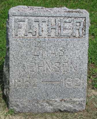 JOHNSON, CHAS. - Stanton County, Nebraska | CHAS. JOHNSON - Nebraska Gravestone Photos