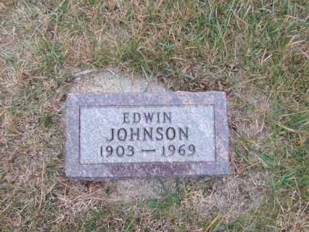 JOHNSON, EDWIN - Stanton County, Nebraska | EDWIN JOHNSON - Nebraska Gravestone Photos
