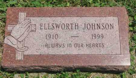 JOHNSON, ELLSWORTH - Stanton County, Nebraska | ELLSWORTH JOHNSON - Nebraska Gravestone Photos
