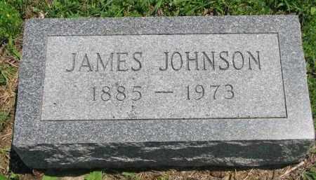 JOHNSON, JAMES - Stanton County, Nebraska | JAMES JOHNSON - Nebraska Gravestone Photos