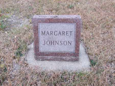 JOHNSON, MARGARET - Stanton County, Nebraska | MARGARET JOHNSON - Nebraska Gravestone Photos