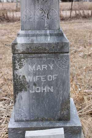 JOHNSON, MARY - Stanton County, Nebraska | MARY JOHNSON - Nebraska Gravestone Photos