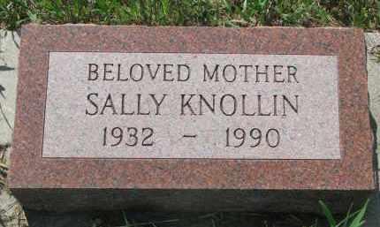 JOHNSON, SALLY - Stanton County, Nebraska   SALLY JOHNSON - Nebraska Gravestone Photos