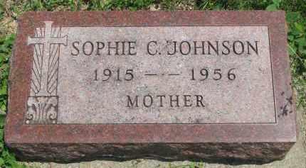 JOHNSON, SOPHIE C. - Stanton County, Nebraska | SOPHIE C. JOHNSON - Nebraska Gravestone Photos