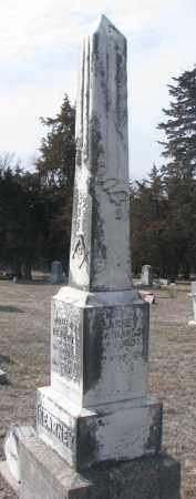 WELLS, CARRIE E. - Stanton County, Nebraska   CARRIE E. WELLS - Nebraska Gravestone Photos