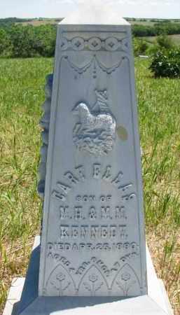 KENNEDY, GARY ELIAS - Stanton County, Nebraska   GARY ELIAS KENNEDY - Nebraska Gravestone Photos