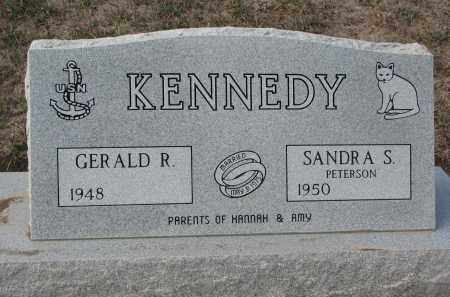 KENNEDY, GERALD R. - Stanton County, Nebraska   GERALD R. KENNEDY - Nebraska Gravestone Photos